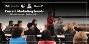 Eller MBA and TYP Partner up for Speaker Event